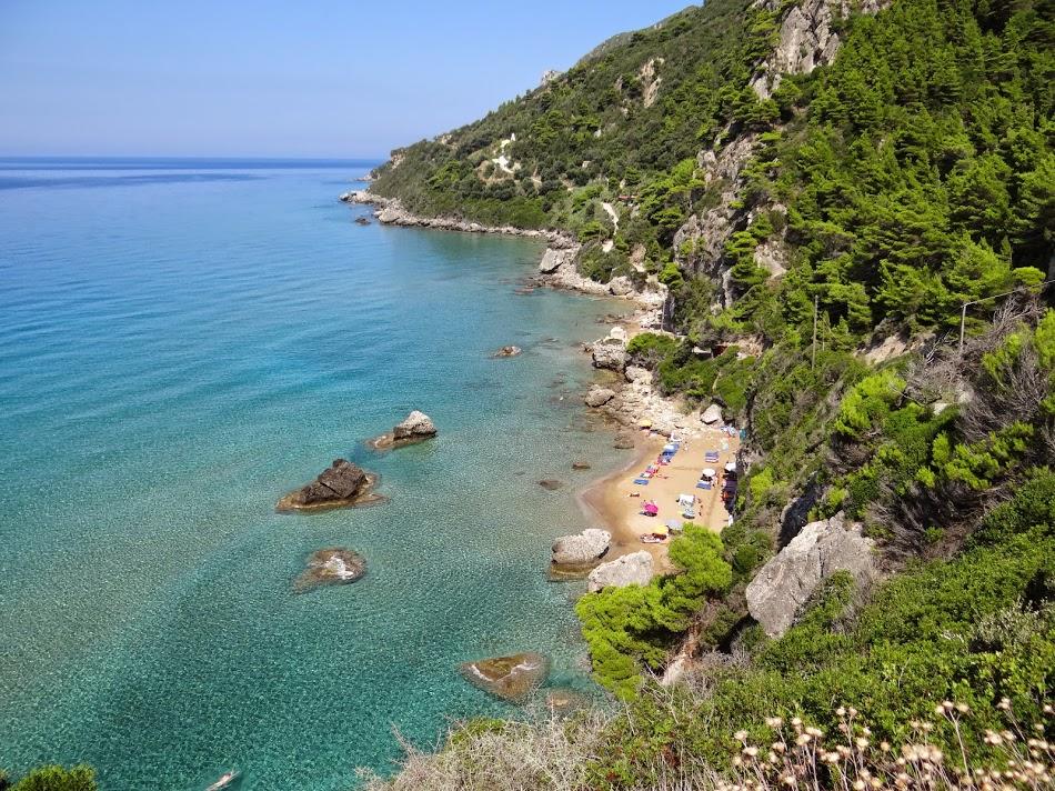 Plaja Mirtiotissa