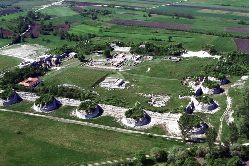 Ruinele Felix Romuliana