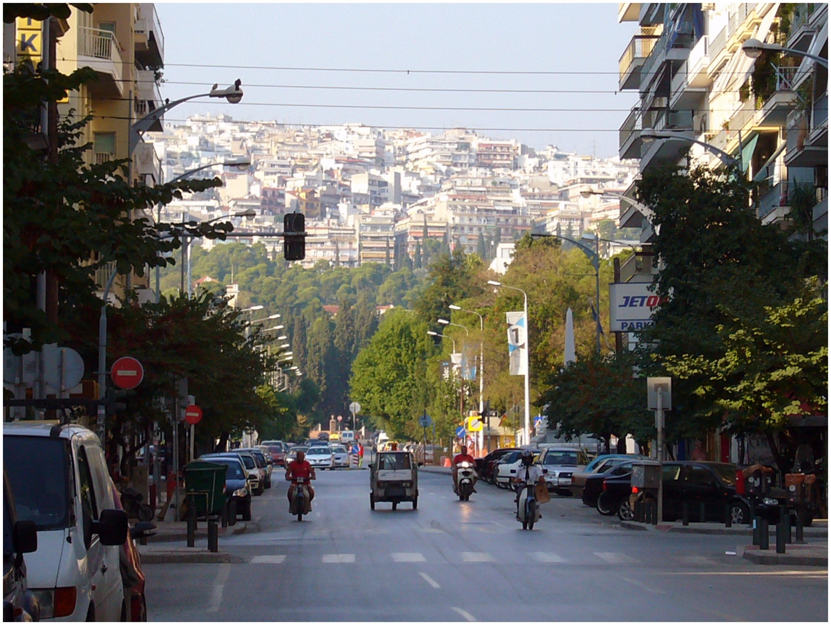 Salonic, Grecia 1