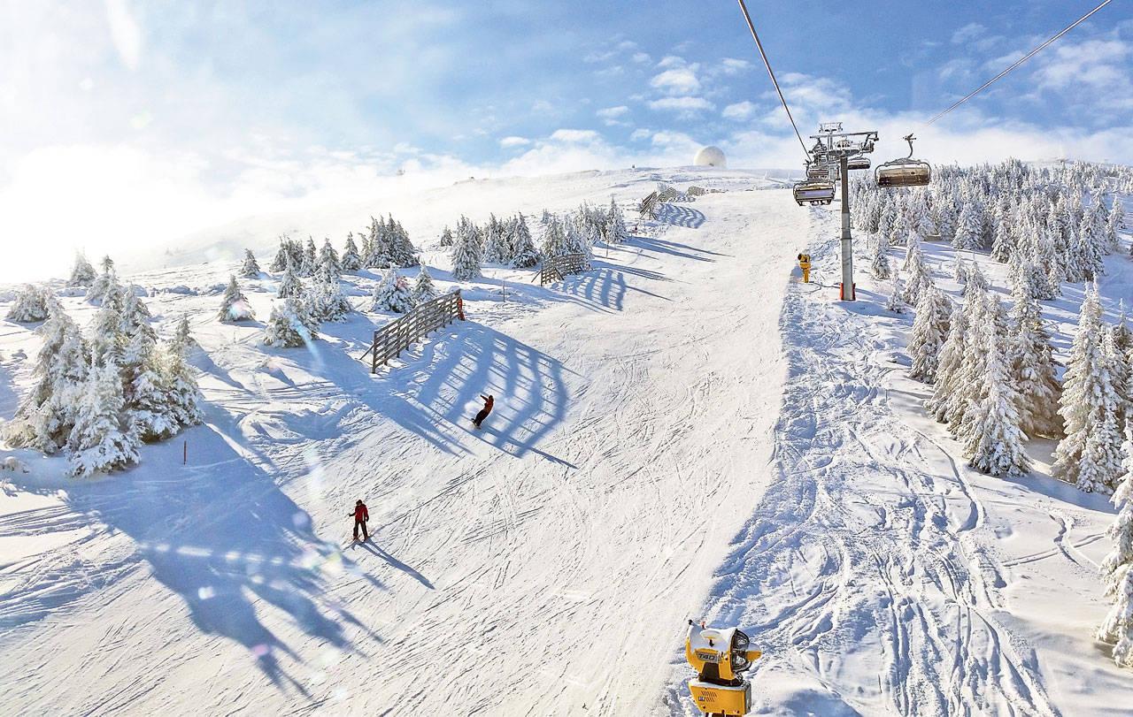 Ski Kopaonik Serbia 1