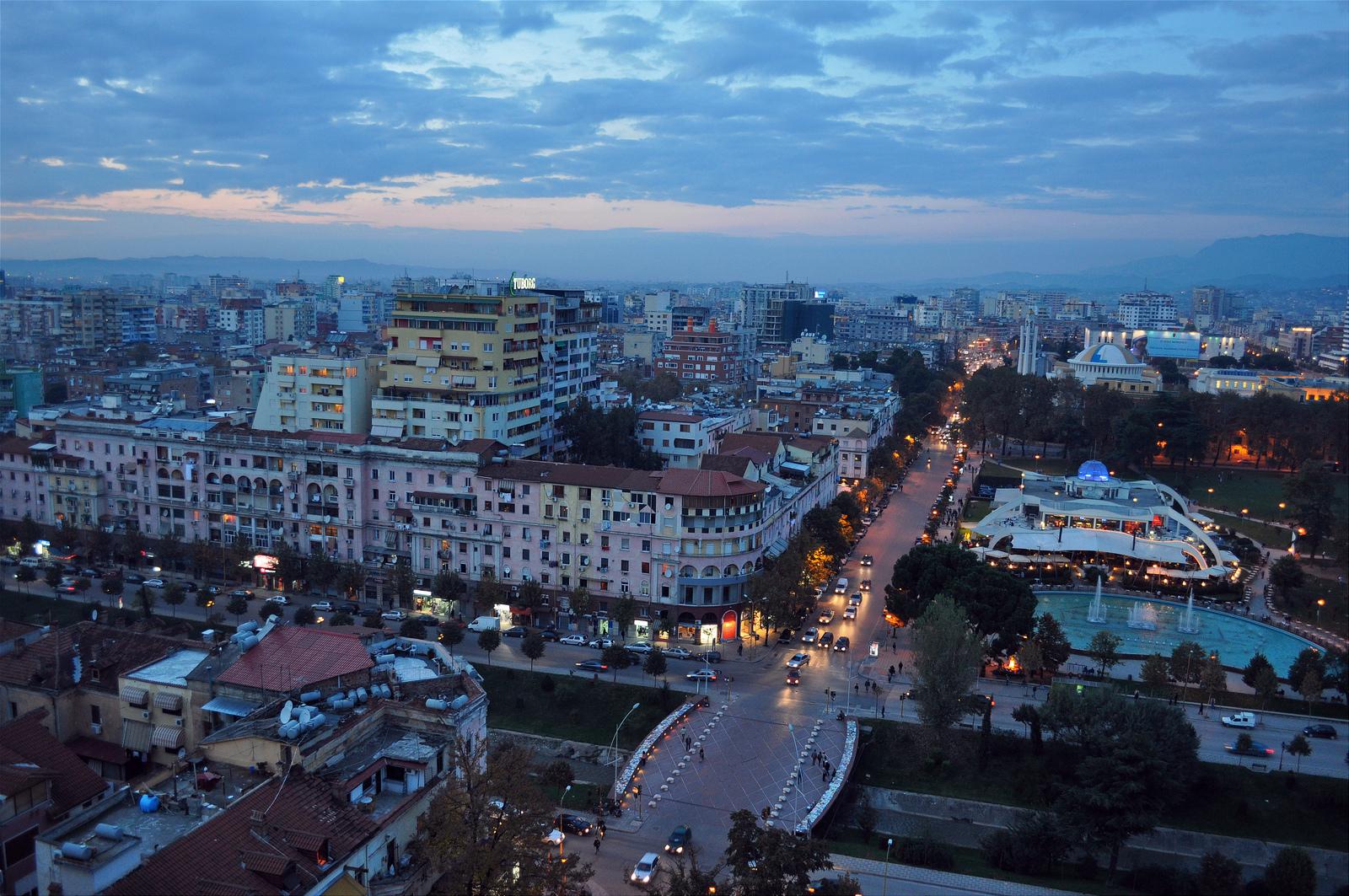 Tirana, Albania 1