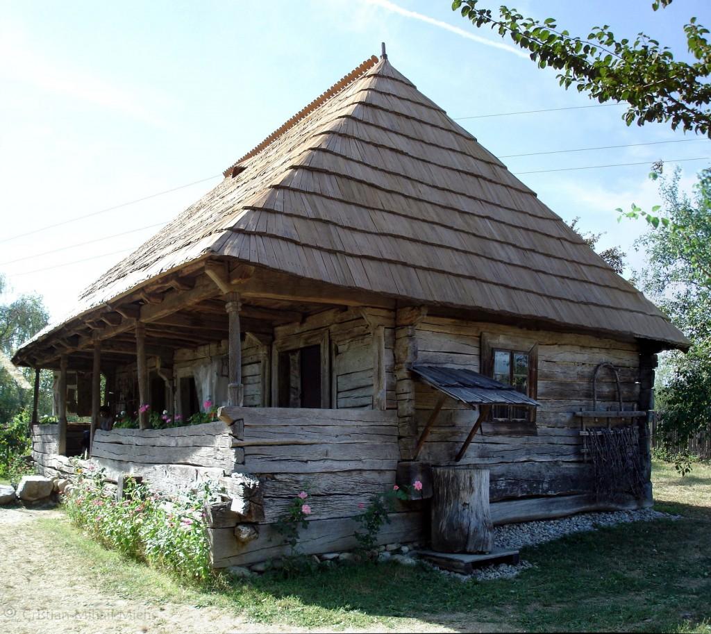Casa Muzeu Constantin Brâncuşi Hobiţa