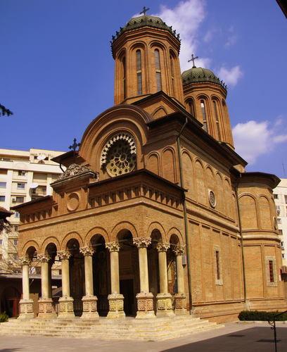 Complexul Muzeistic Manastirea Antim