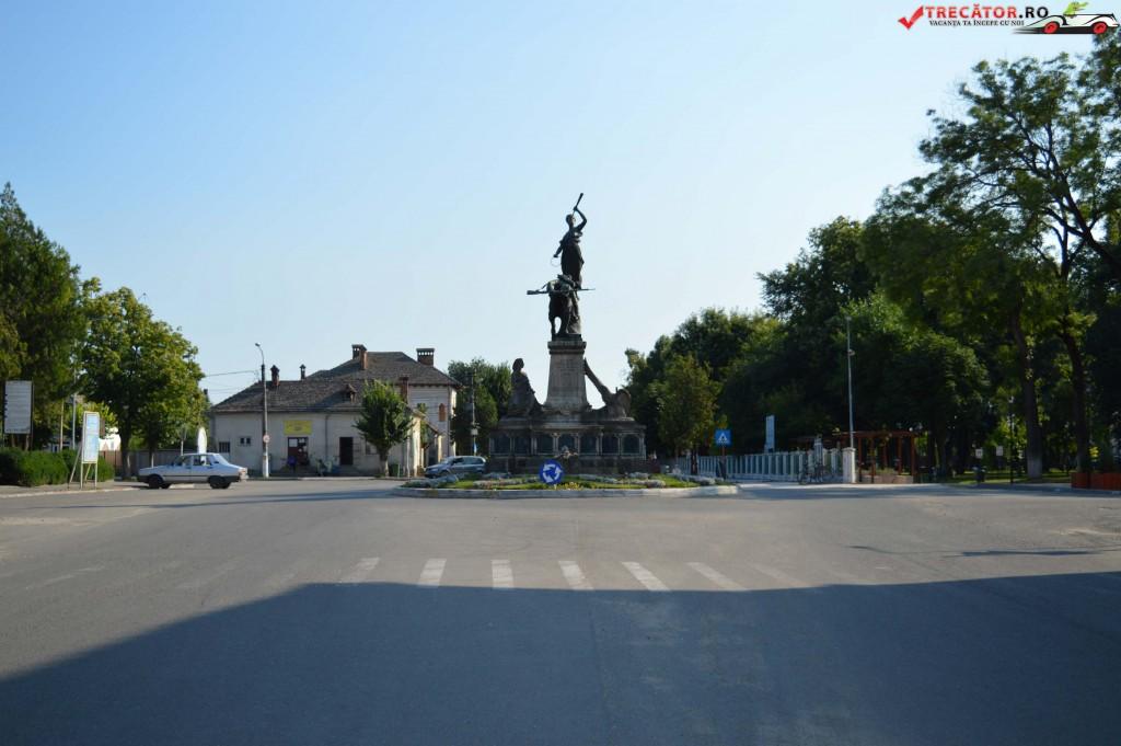 Monumentul Eroilor din Bailesti