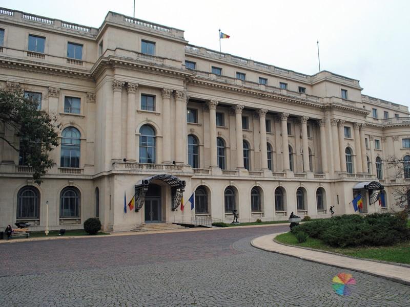 Muzeului National de Arta al Romaniei