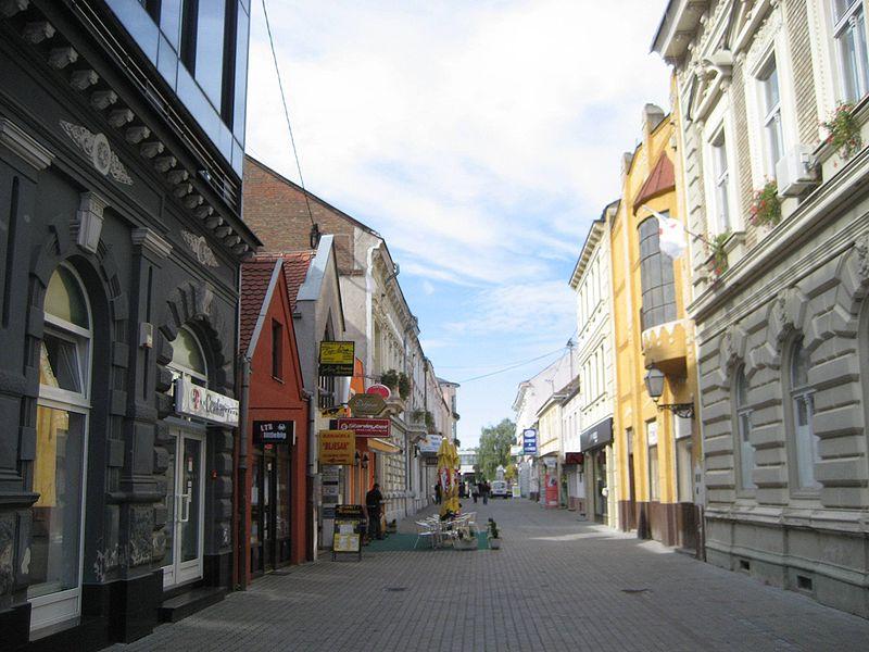 Orasul Slavonski Brod Croatia 1
