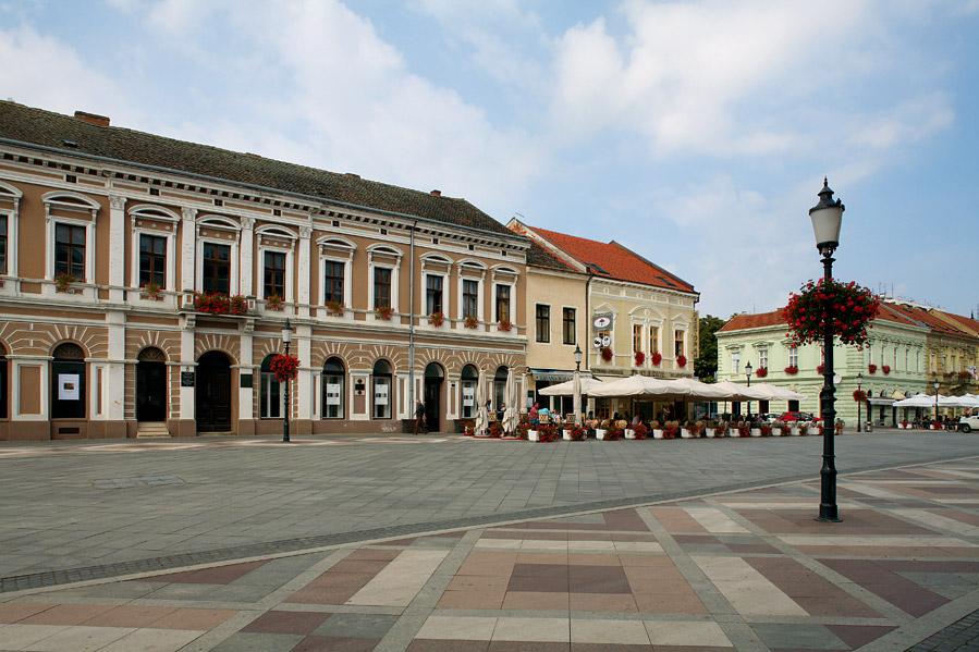 Orasul Slavonski Brod Croatia