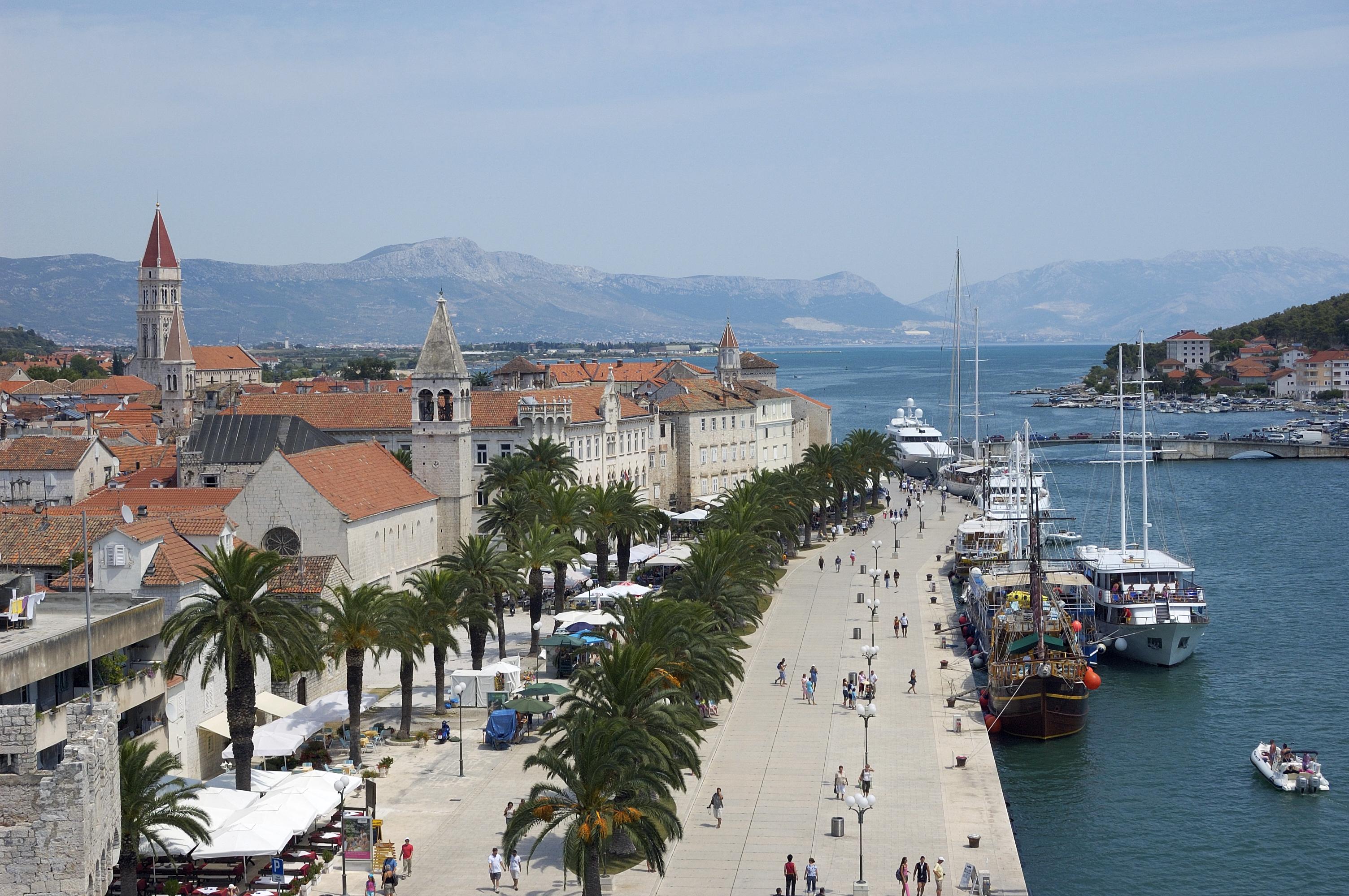 Orasul Trogir