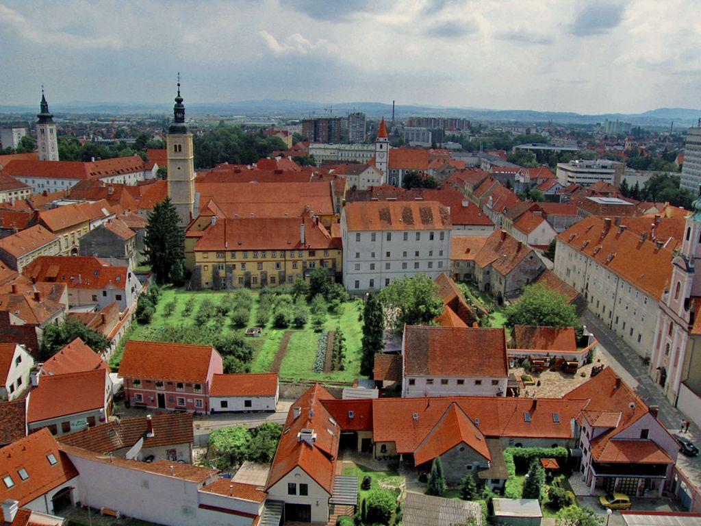 Orasul Varaždin, Croaţia 1