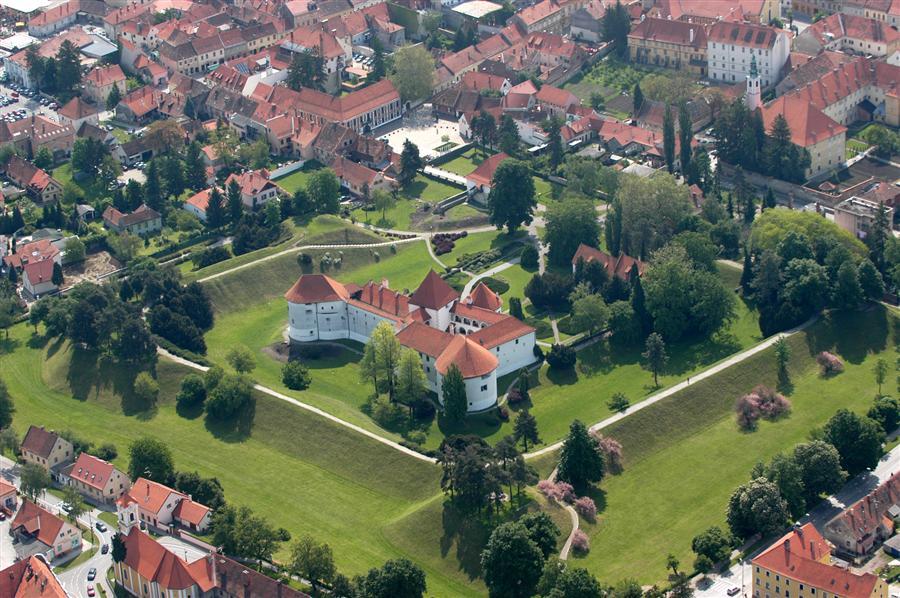 Orasul Varaždin, Croaţia