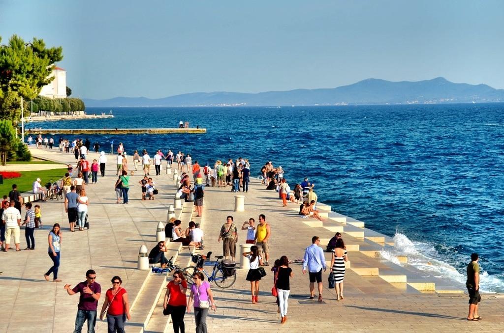 Orasul Zadar Croatia 1