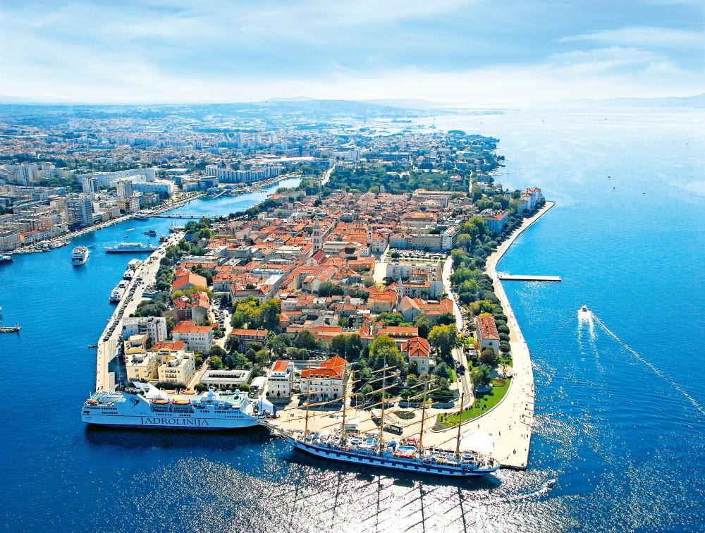 Orasul Zadar Croatia