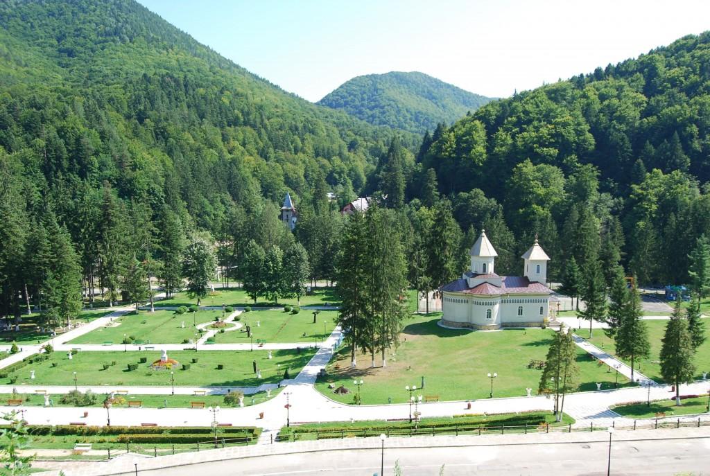 Statiunea Slanic Moldova 1