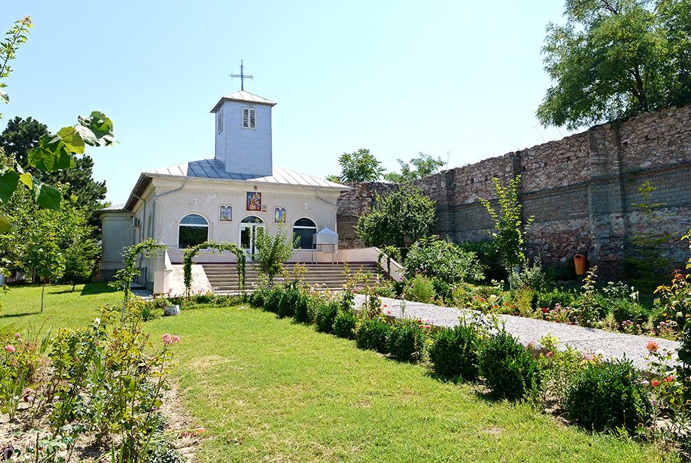 Bisericuta Sfantul Gheorghe din Isaccea