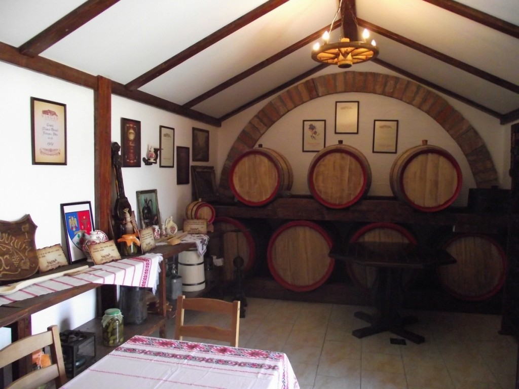 Casa de vinuri Vingex 1