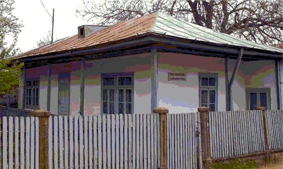 Casa memoriala Alexandru Sahia