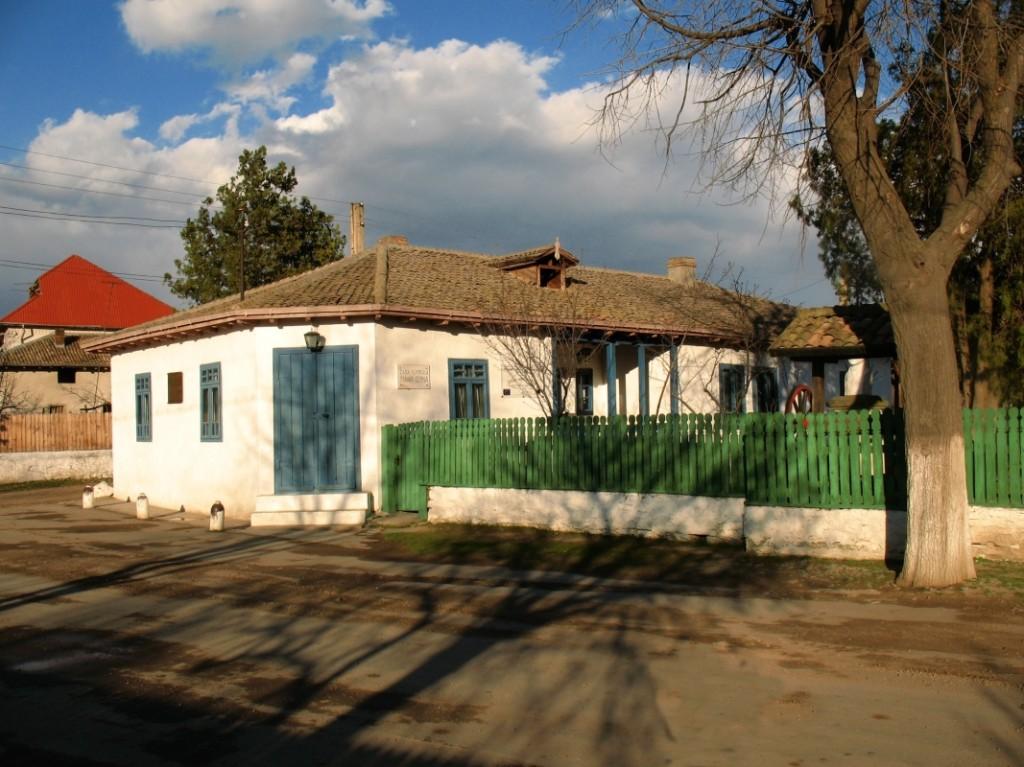 Casa memoriala Panait Cerna