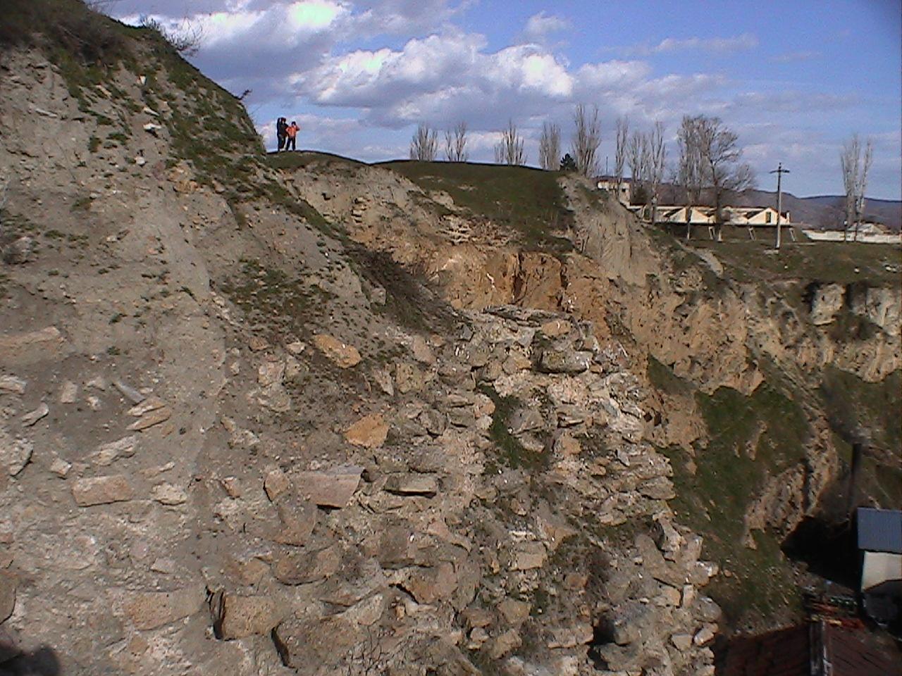 Cetatea Arrubium -Macin 2