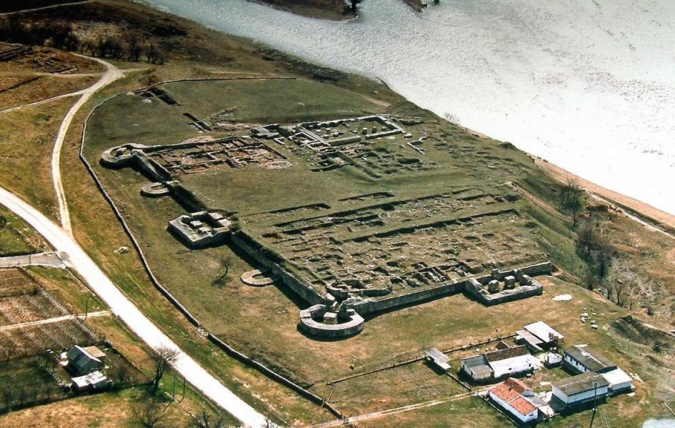 Cetatea Capidava 2