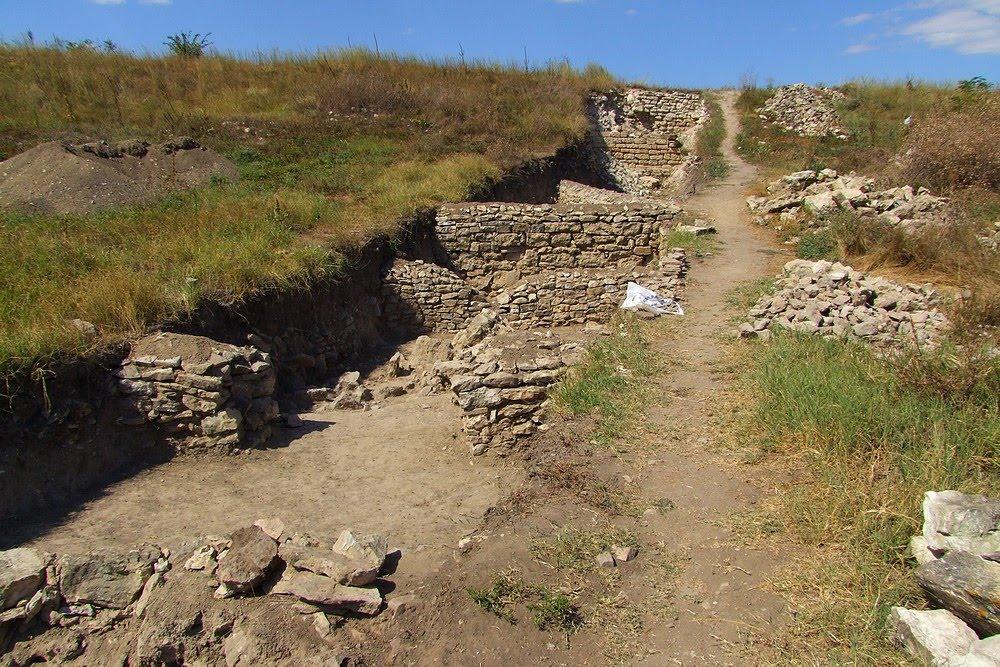 Cetatea Ibida - Slava Rusa 2