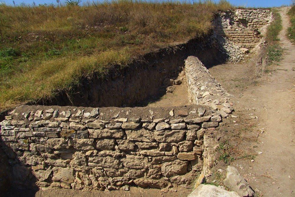 Cetatea Ibida - Slava Rusa 3