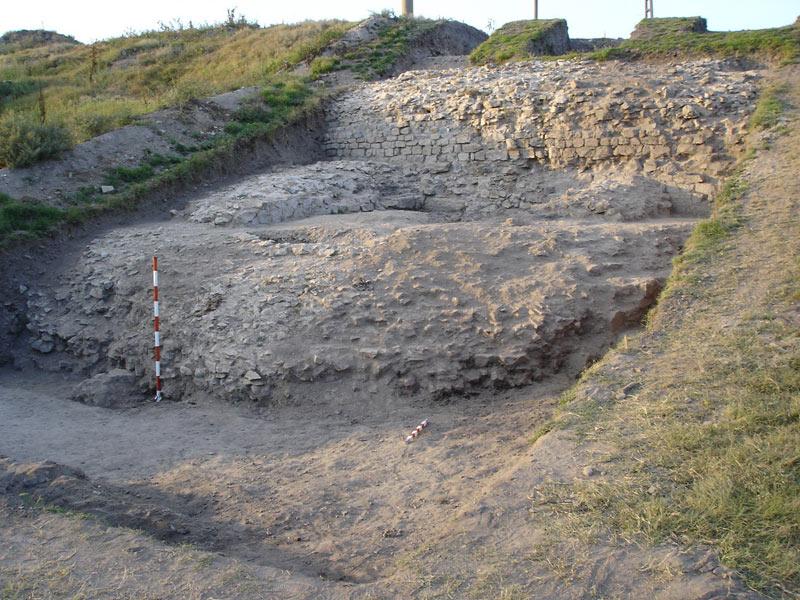 Cetatea Noviodunum 1