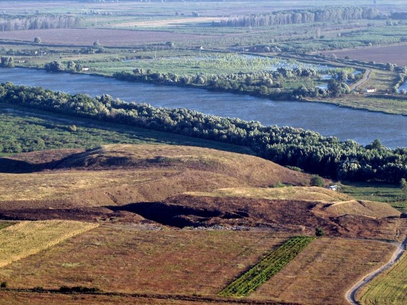 Cetatea Salsovia - Mahmudia