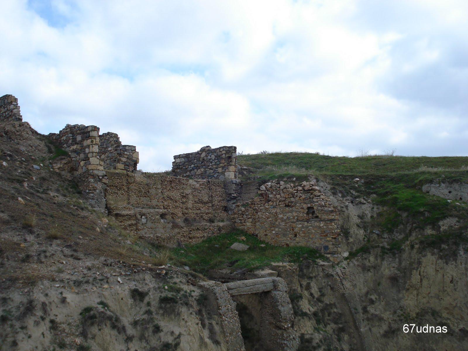 Cetatea Troesmis 2