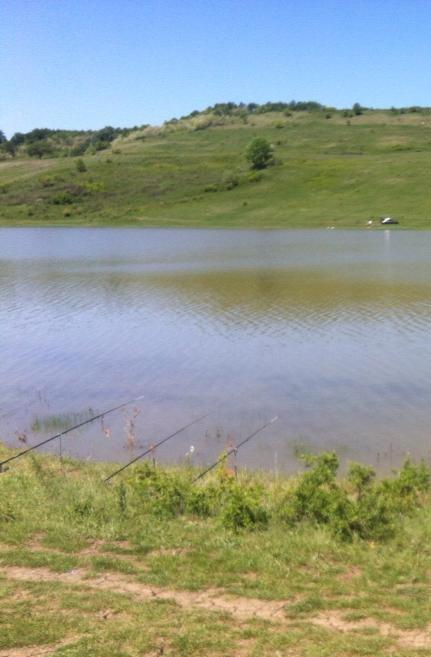 Lacul Dumbrava de Sus