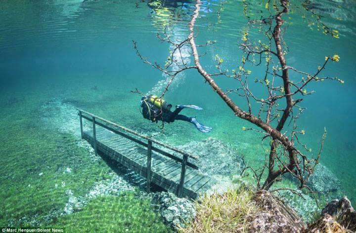 Lacul Gruner See 1