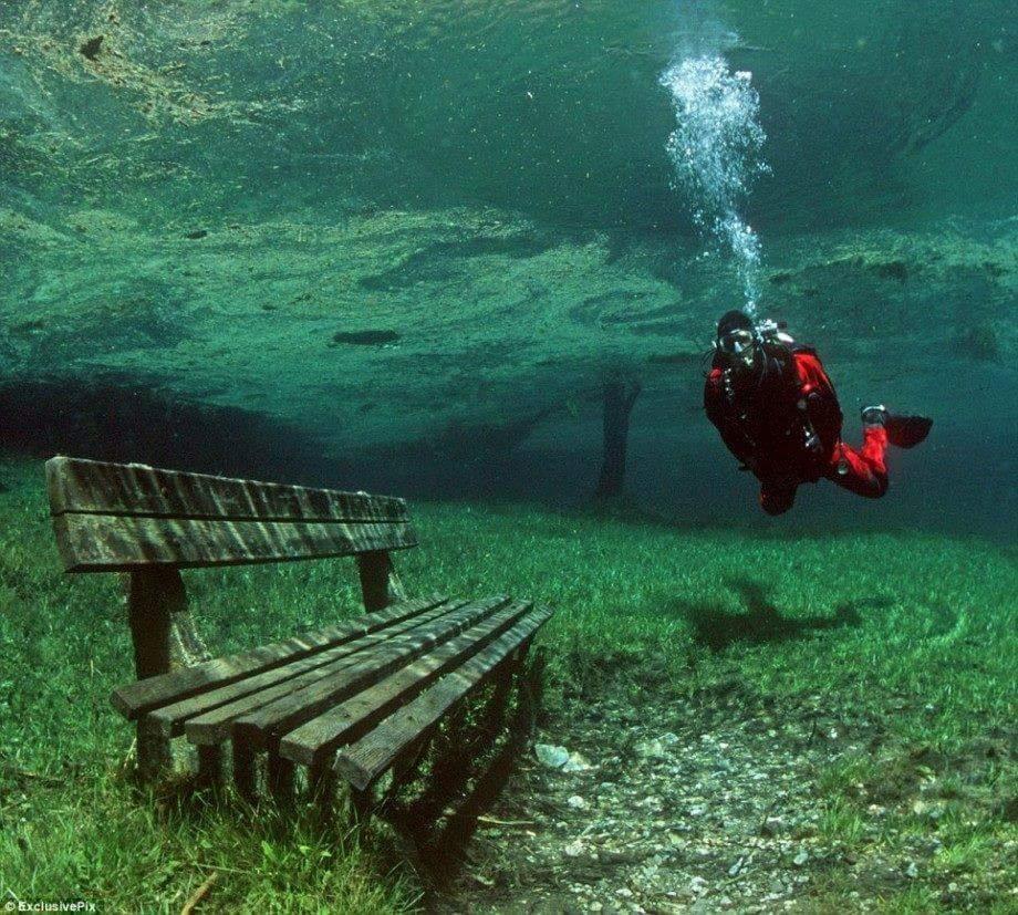 Lacul Gruner See 2