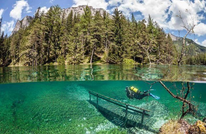 Lacul Gruner See 4