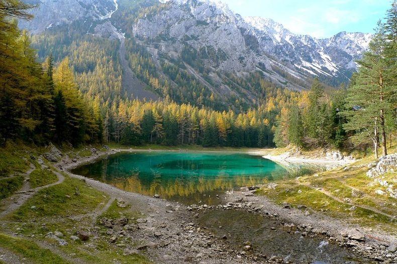 Lacul Gruner See 5