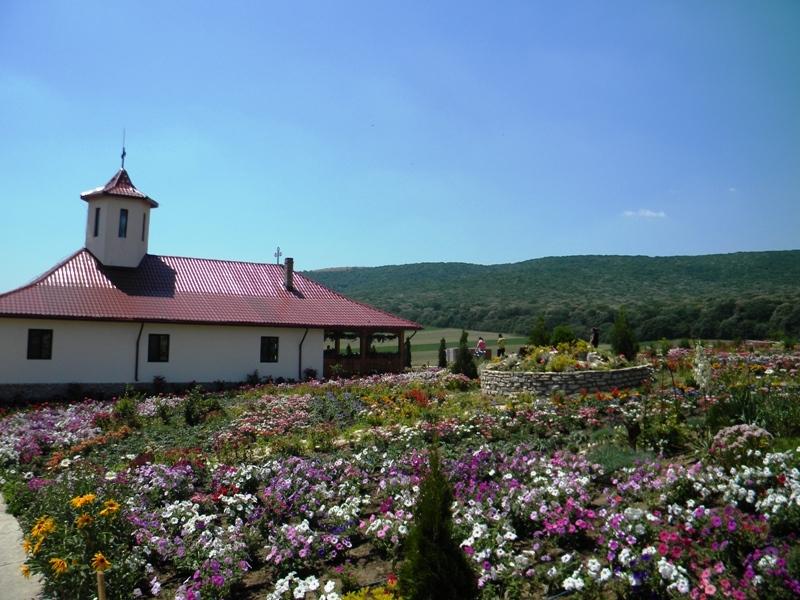 Manastirea Valea Teilor