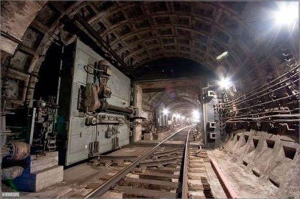 Metroul secret din Moscova