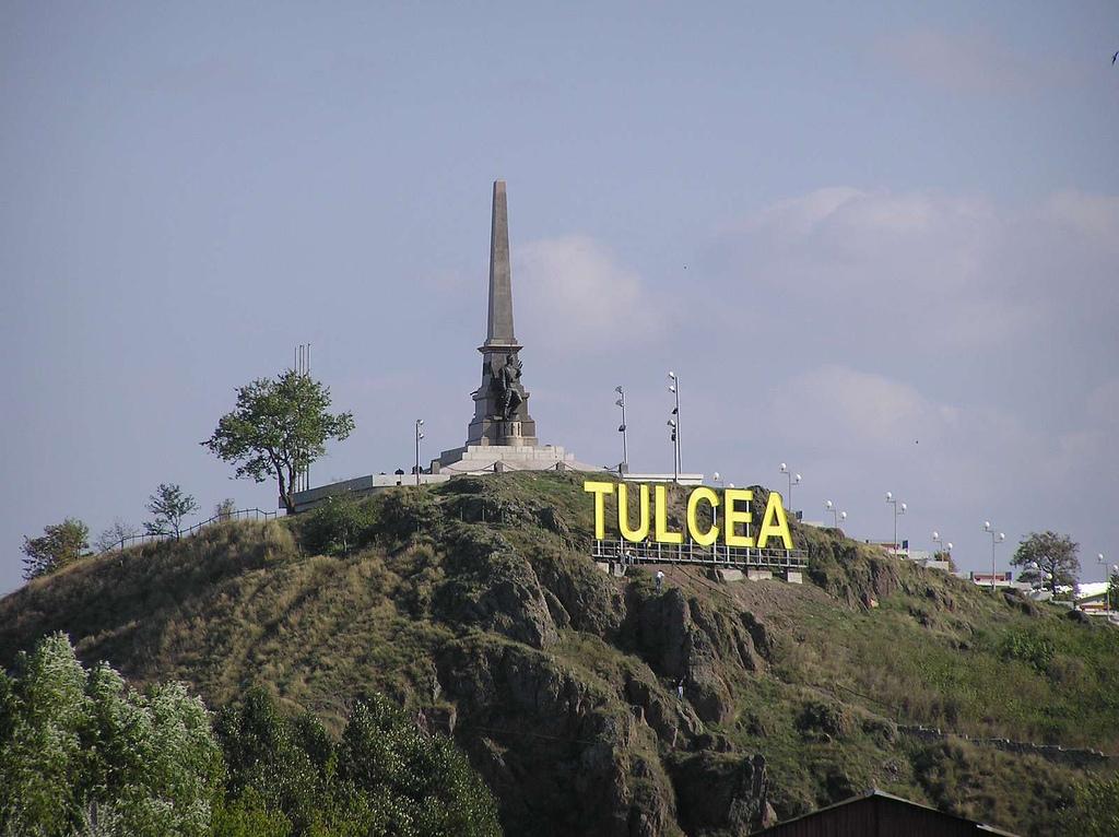 Monumentul Independentei - Tulcea 1