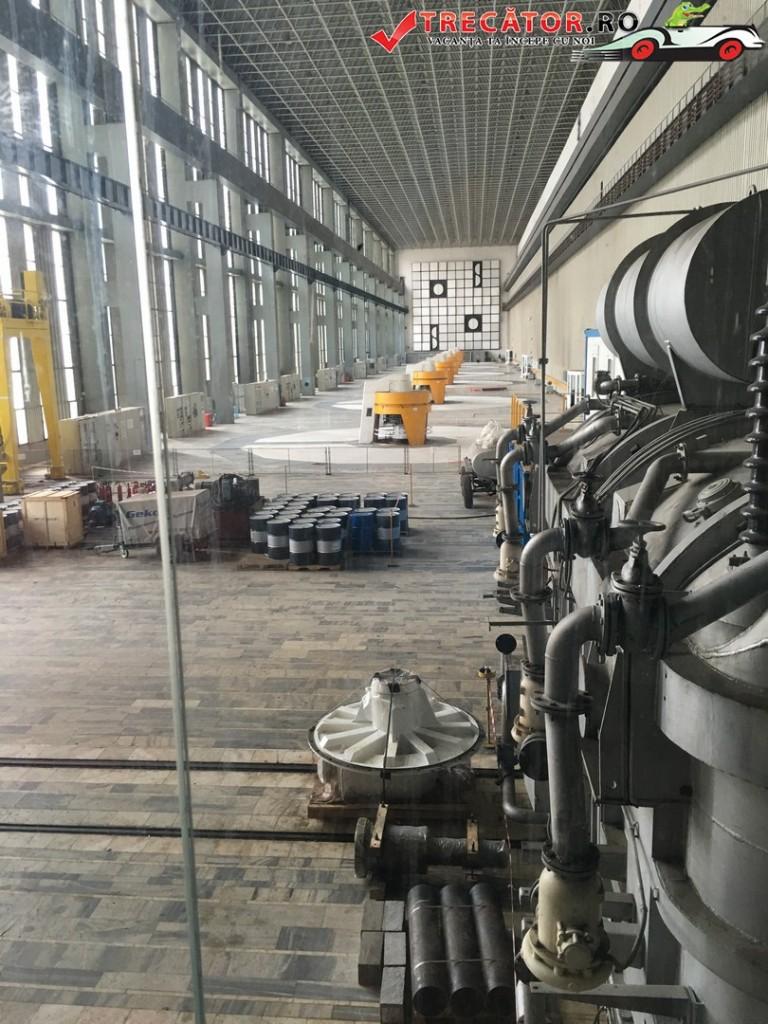 Muzeul Hidrocentralei Porțile de Fier I 14