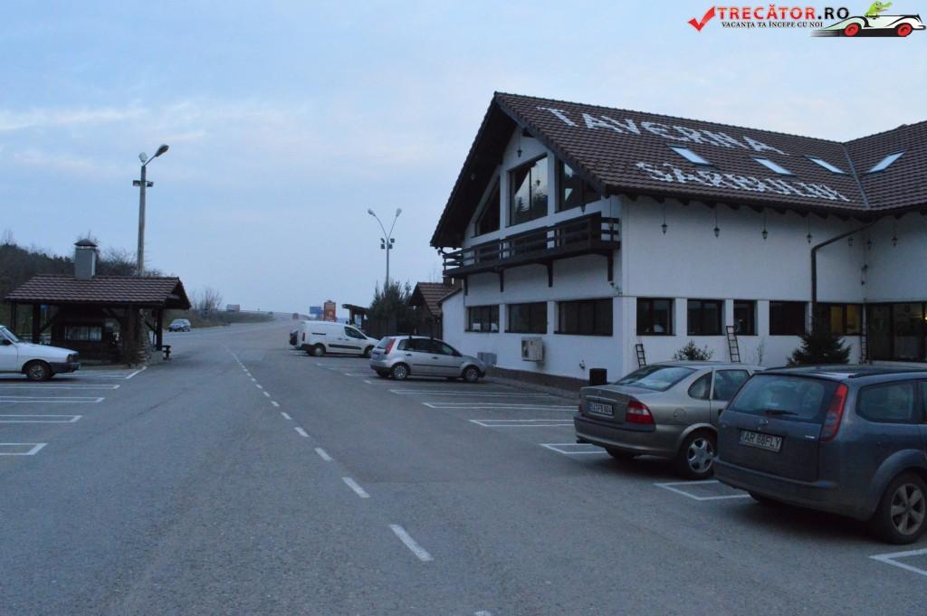 Popasul turistic Taverna Sarbului 2