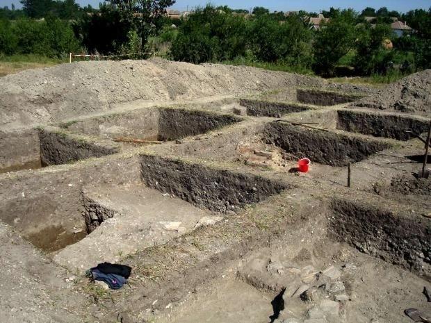 Situl arheologic Romula (Reşca), Dobrosloveni