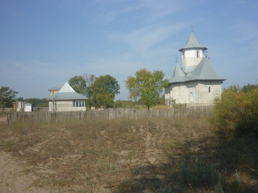 manastirea buna vestire delta dunarii 1