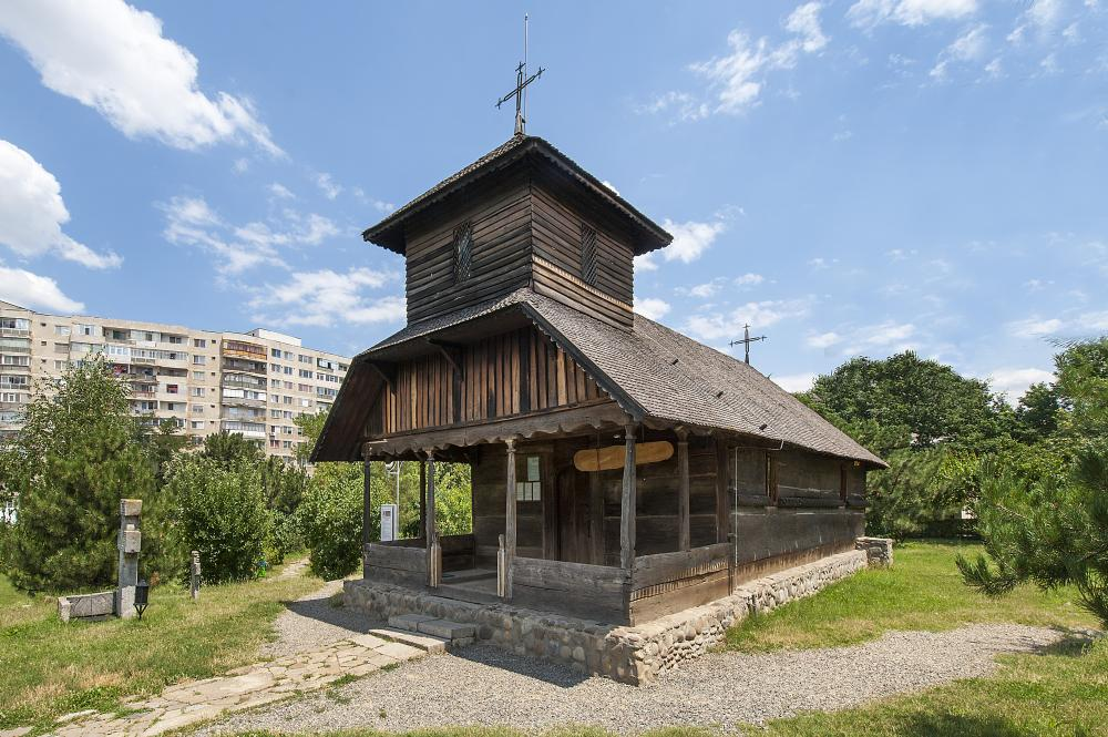 Biserica de lemn Sfântul Nicolae