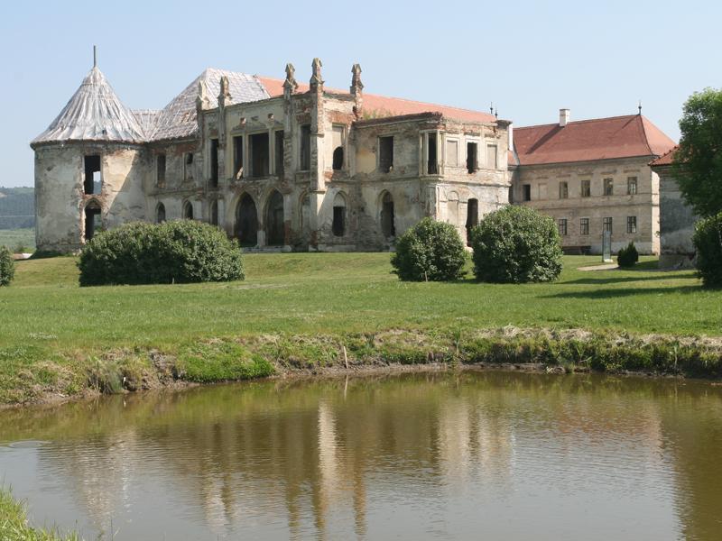 Castelul Bánffy, Bonţida 1