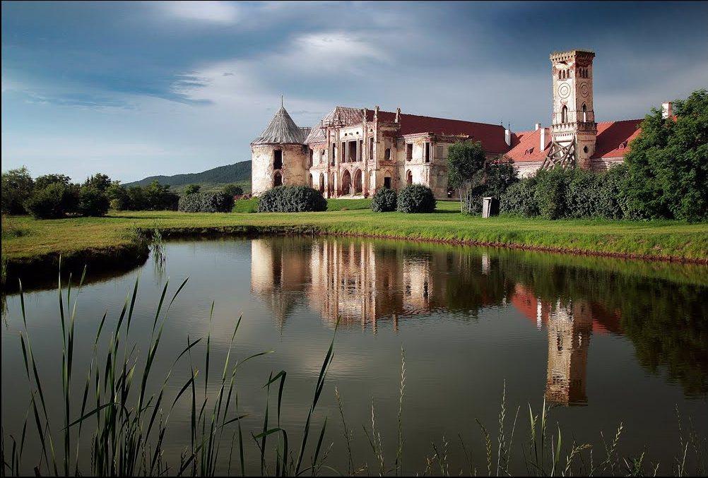 Castelul Bánffy, Bonţida