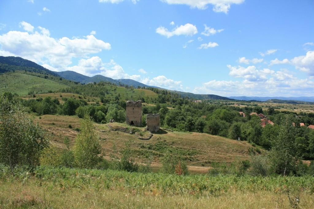 Cetatea Mălăiești 2