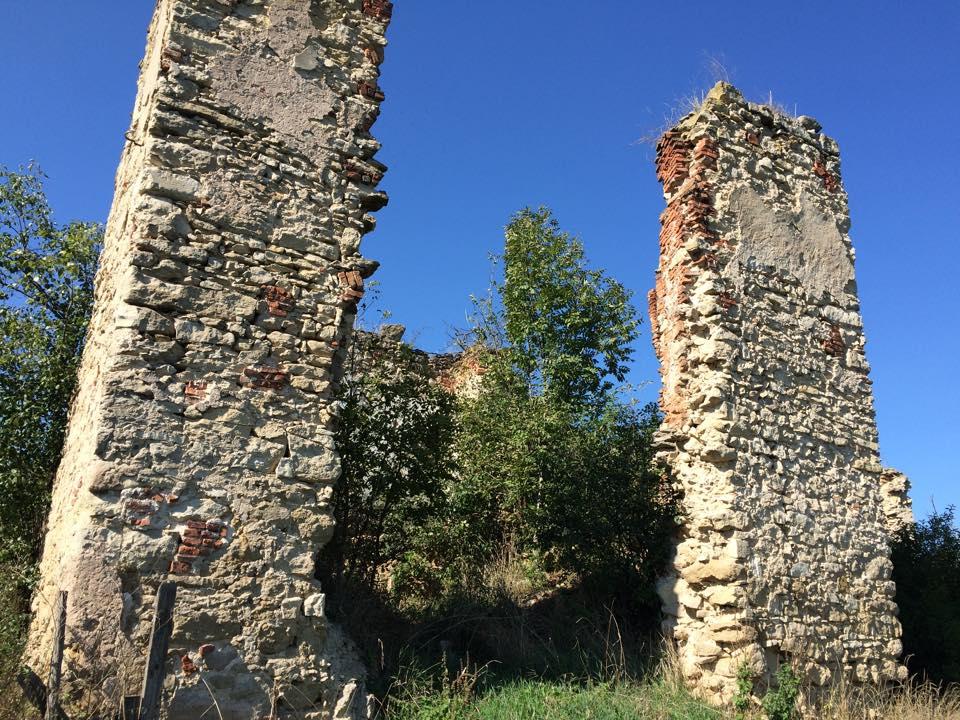 Ruinele Castelului Bocskai 1
