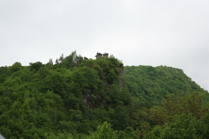 Ruinele Cetăţii Colţ