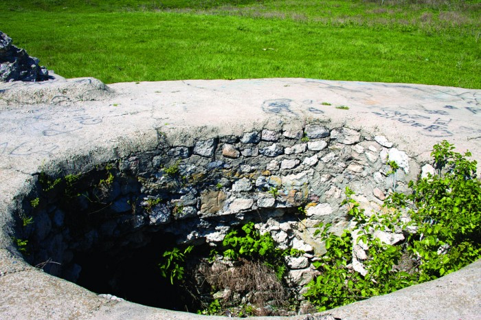 Ruinele Cetăţii Giurgiu 1