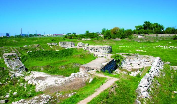 Ruinele Cetăţii Giurgiu