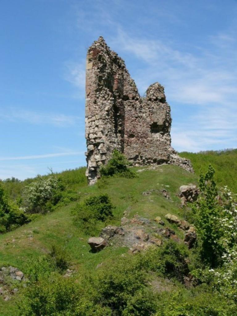 Ruinele Cetaţii Mehadia