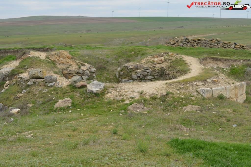 Ruinele Cetatii Ulmetum 19